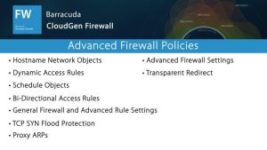 NGF03203 - Advanced Firewall Policies