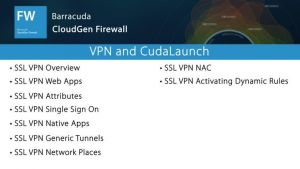 NGF06302 - SSL VPN and CudaLaunch