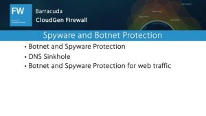 NGF03210 - Spyware and Botnet Protection