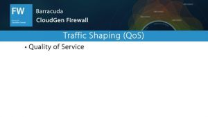 NGF04205 - Traffic Shaping