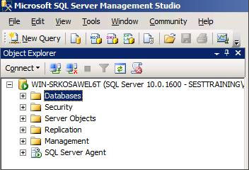 How to Restore a Microsoft SQL Database to a Point-in-Time