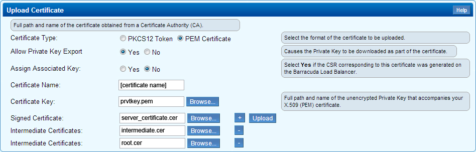 Installing SSL Certificates with Correct Chain Order   Barracuda Campus