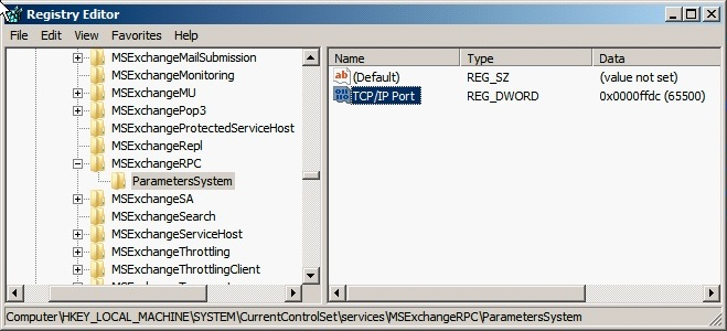How to Deploy Microsoft Exchange Server 2010 in a One-Armed