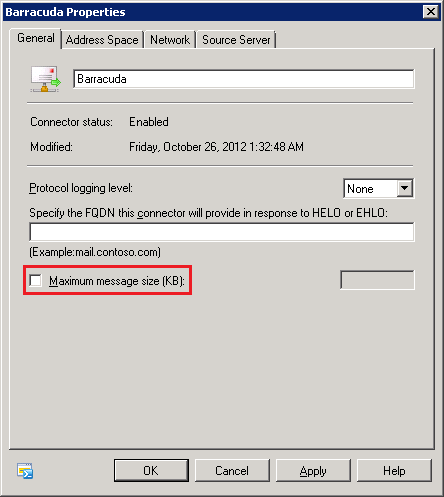 Configuring Envelope Journaling for Microsoft Exchange