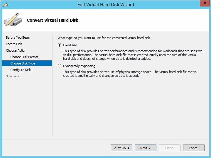 How to Convert and Replace a Barracuda Virtual Appliance VHD File