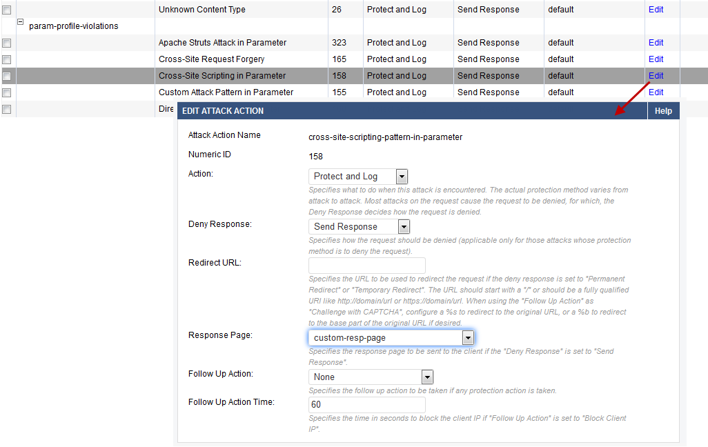 How to Create a Custom Response Page | Barracuda Campus