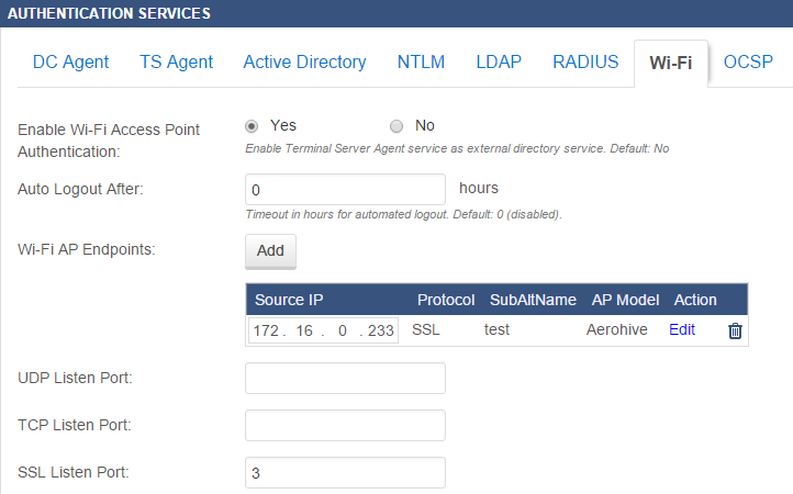 How to Configure Wi-Fi Access Point Authentication | Barracuda Campus