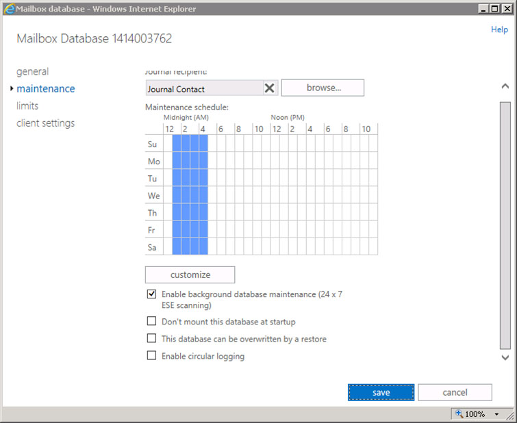 Step 3 - Deploy Compliance Edition for Exchange 2013 and