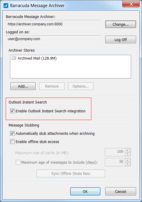 Barracuda outlook add-in deployment guide 6. 1. 2 and above.