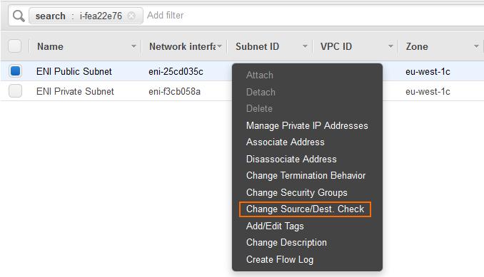 How to Deploy a F-Series Firewall in AWS via Web Portal   Barracuda