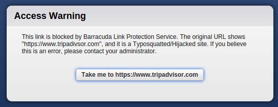 Understanding Link Protection | Barracuda Campus