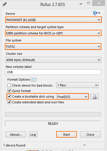 How to Update the BIOS on the NextGen Firewall F800B or