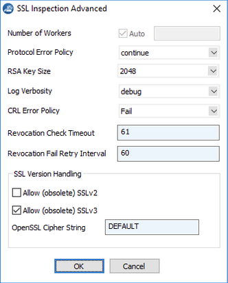 How to Configure SSL Interception in the Firewall | Barracuda Campus