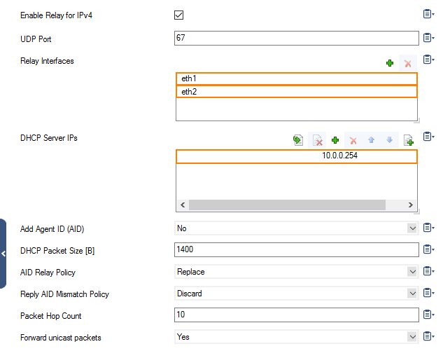 How to Configure the DHCP Relay Agent | Barracuda Campus