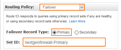 How to Configure Route 53 for F-Series Firewalls in AWS