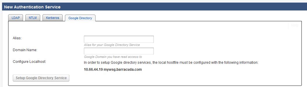 How to Configure Google Directory Services   Barracuda Campus