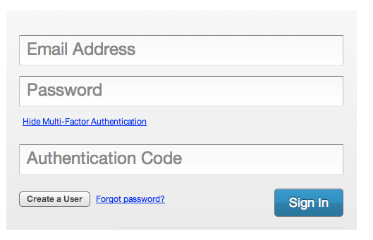 Understanding Multi-Factor Authentication in Barracuda Cloud Control