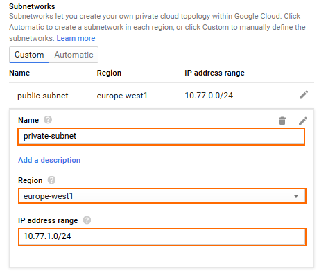 How to Deploy the CloudGen Firewall in the Google Cloud via