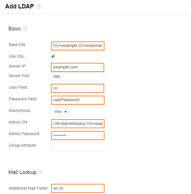 How to Configure LDAP Authentication | Barracuda Campus