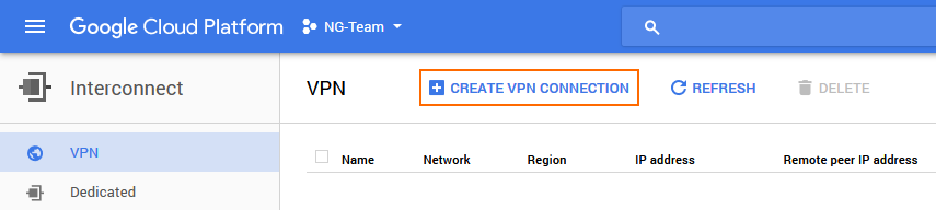 How to Configure BGP over IKEv2 IPsec Site-to-Site VPN to an Google