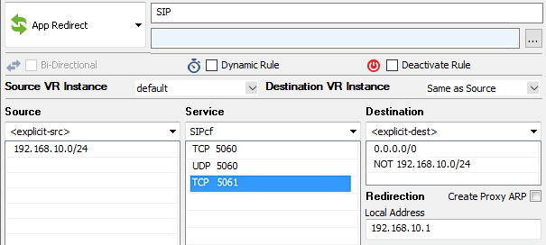 How to Configure TLS with SIP Proxy | Barracuda Campus