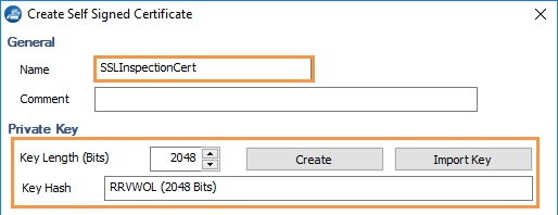 How to Configure Outbound SSL Inspection | Barracuda Campus