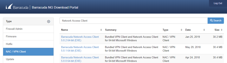 vpn client download 64 bit
