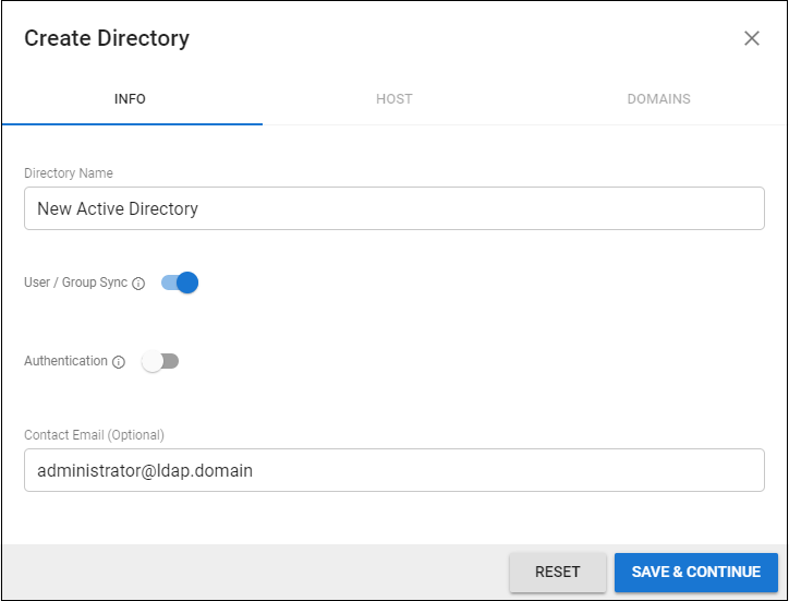 LDAP Active Directory and Azure AD | Barracuda Campus