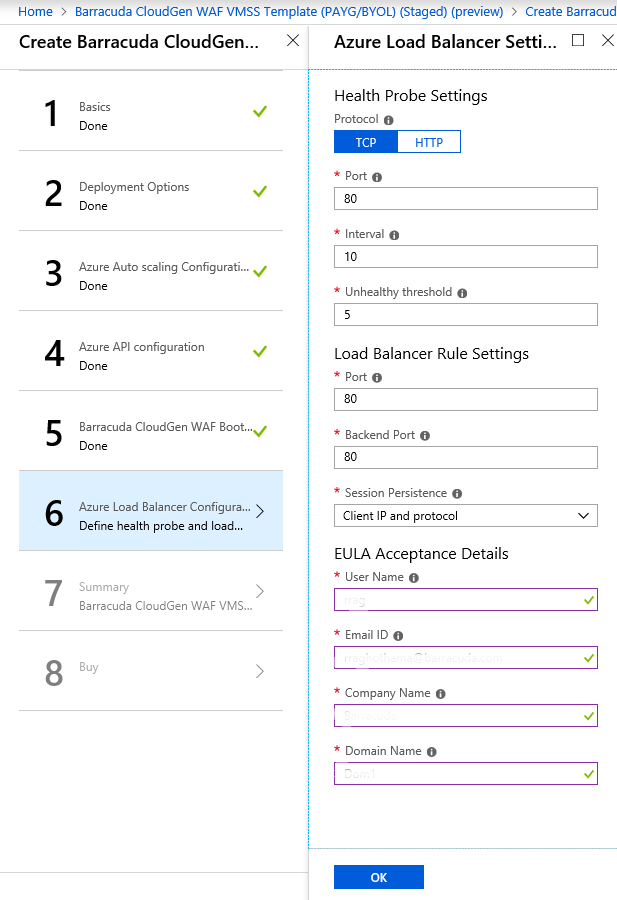 Azure VMSS Deployment with Consolidated ARM Template | Barracuda Campus