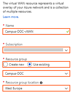 How to Configure Automatic Connectivity to Azure Virtual WAN
