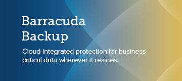 Bare Metal Recovery | Barracuda Campus