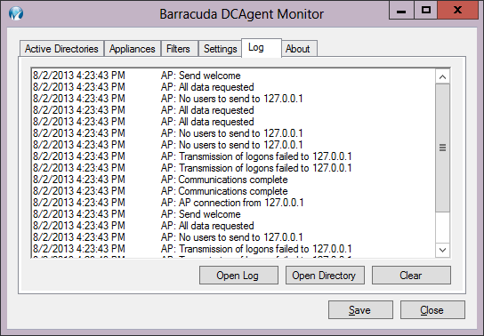 How To Get And Configure The Barracuda Dc Agent