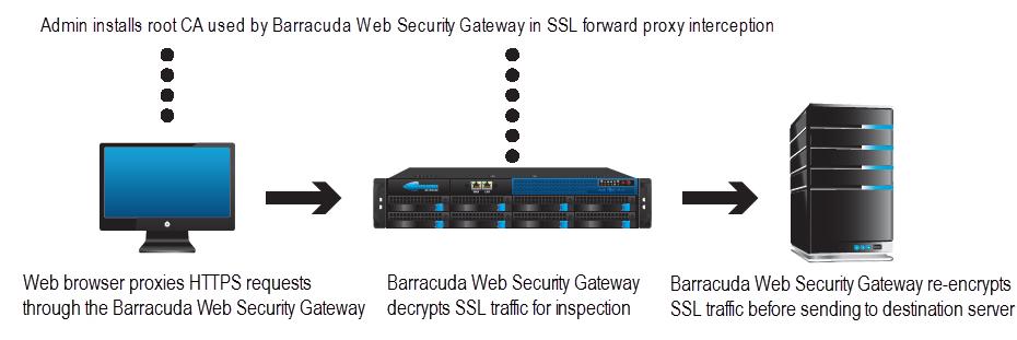 Web Security Gateway (software-based)   Web Security Gateway